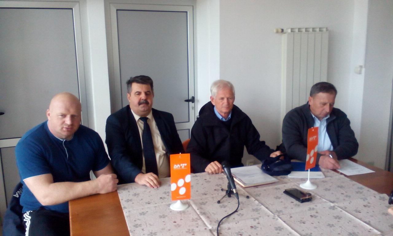 Press – konferencija  Kluba