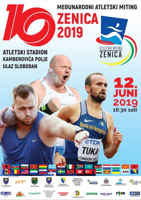 atletski miting 2019